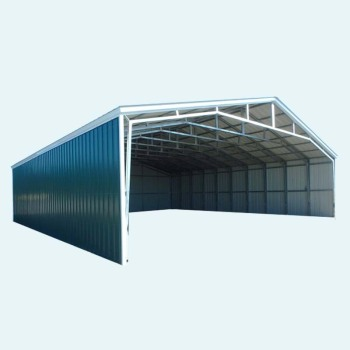 Sandwich Panel Garage/hotel Prefabricated/metal Prefabricated Houses