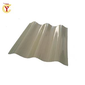 1 2mm frp fiberglass skylight corrugated roofsheet and GRP flat sheet