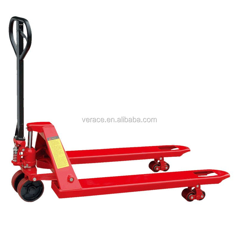 China supplier 2-5T hand pallet manual pallet truck
