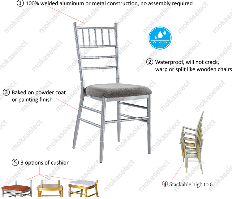 Outstanding Wholesale Luxury Royal White Gold Bride And Groom Metal Infinity Cadeiras Wedding Party Chiavari Tiffany Chair With Cushions Buy Chiavari Lamtechconsult Wood Chair Design Ideas Lamtechconsultcom