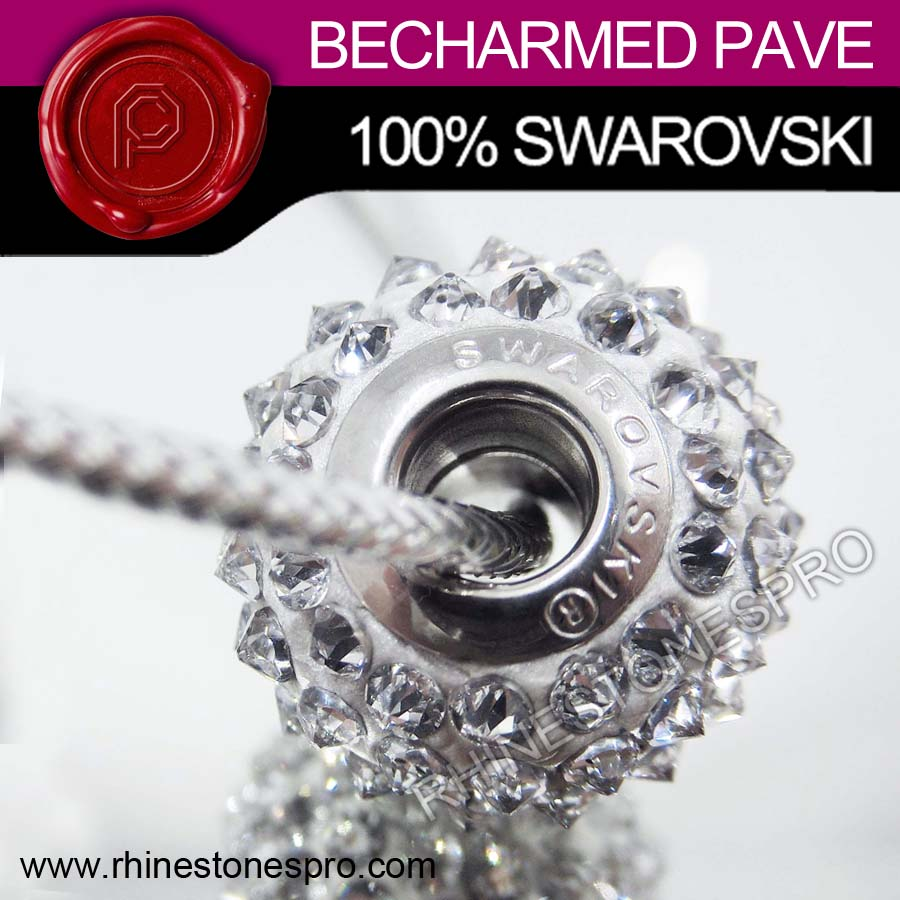 Swarovski Elements 80401 Becharmed Pave Spikes Crystal Rhinestone Lem 401 Buy Rhinestonecrystal Rhinestonebecharmed Product