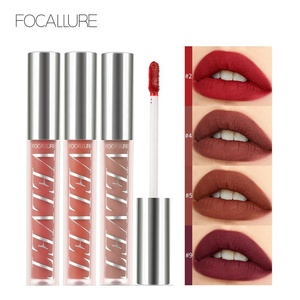 FOCALLURE Best Discount Wholesale Persistent Coloring Long Lasting Matte Lipstick Brands With Free Shipping