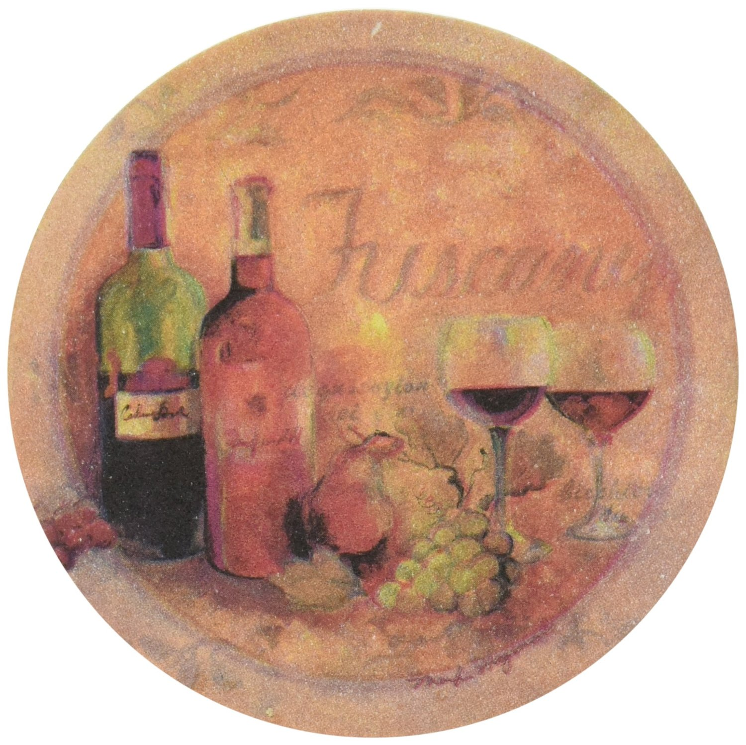 Thirstystone Drink Coaster Set, Tuscany