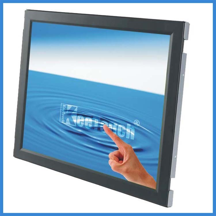 "KeeTouch supply 17"" SAW type open frame touch lcd monitor for KIOSK"