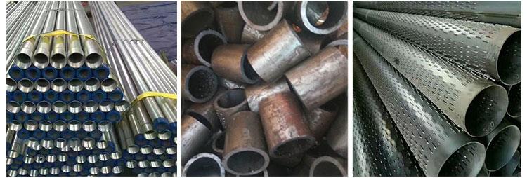28 بوصة غلاف بئر الماء النفط والغاز الكربون ماسورة فولاذ غير ملحومة السعر