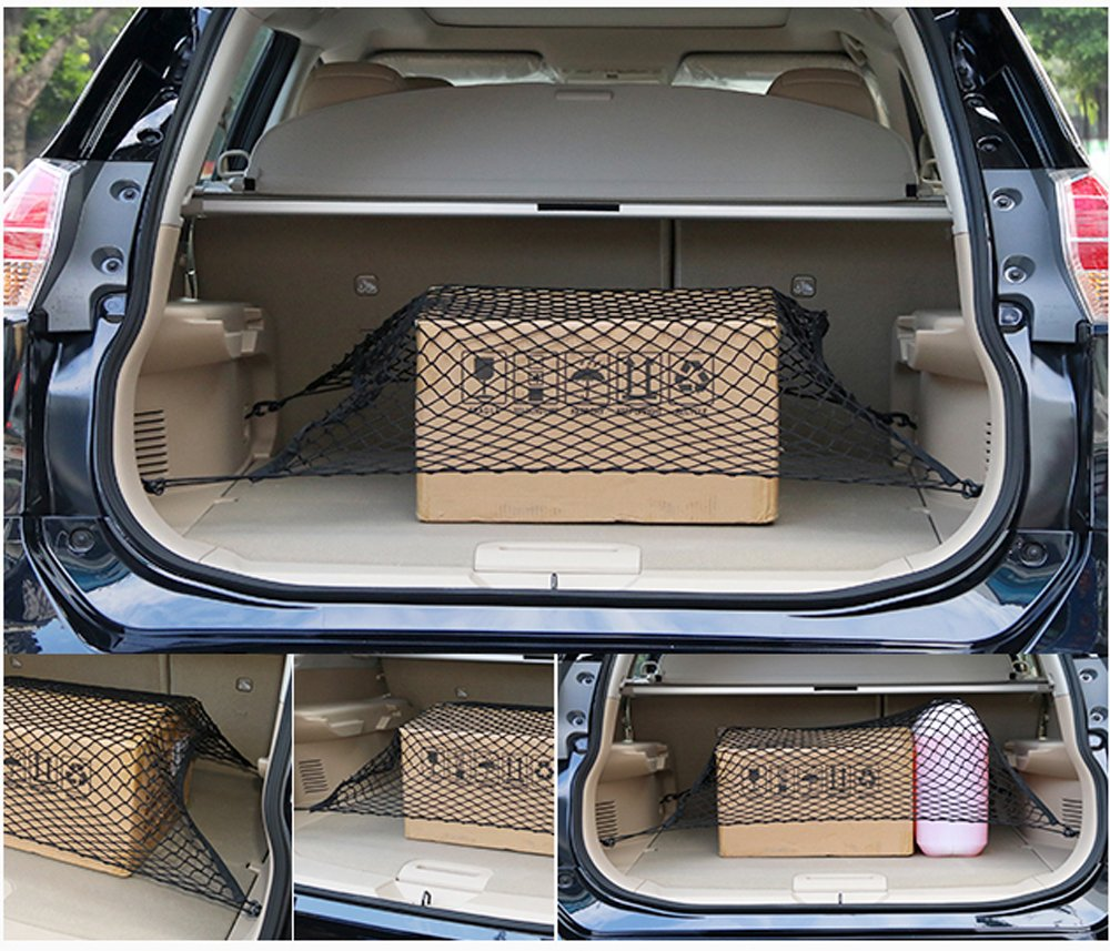 Nissan Altima: Cargo net (if so equipped)