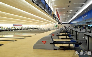 AMF bowling set used bowling lanes for sale