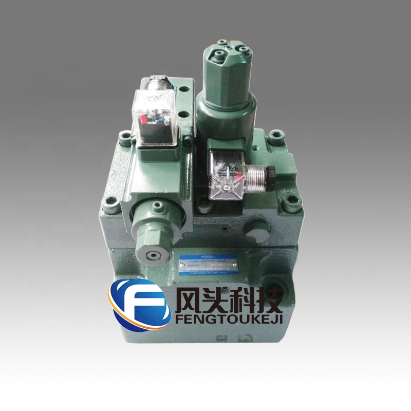Japan YUKEN proportional electro-hydraulic flow control and relief valve EFBG-06-280-H-5112