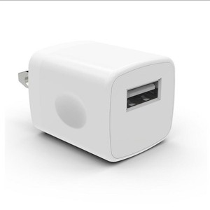 (UL Certified) Universal USB Wall Charger/Travel Charger Single port, 5V 1A , US Plug
