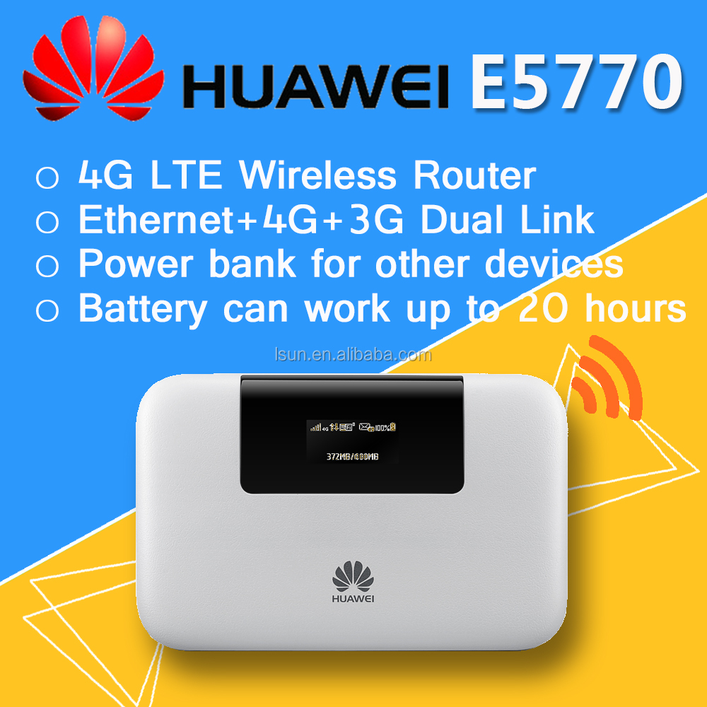 Origina Huawei E5770,Huawei E5770 150m Mini 4g Lte Pocket Mobile ...