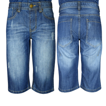 50e386c4f1 Summer Stylish Boys Ripped Denim Jeans Shorts Scratch Knee Length Pants  Teenagers Kids Shorts Children Clothes Distressed Jeans - Buy Kids Denim  Jeans ...