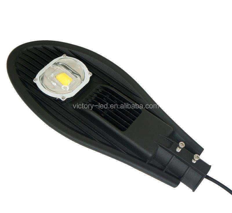 Outdoor led lighting waterproof LED Road Lamp 50w 100w 150w 170w cob led street light with 5 years warranty