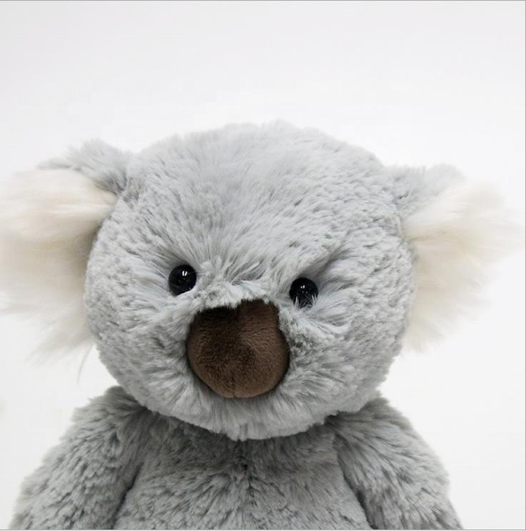 Weighted Sensory Soft Koala Animal Stuffed Plush Toys Kids