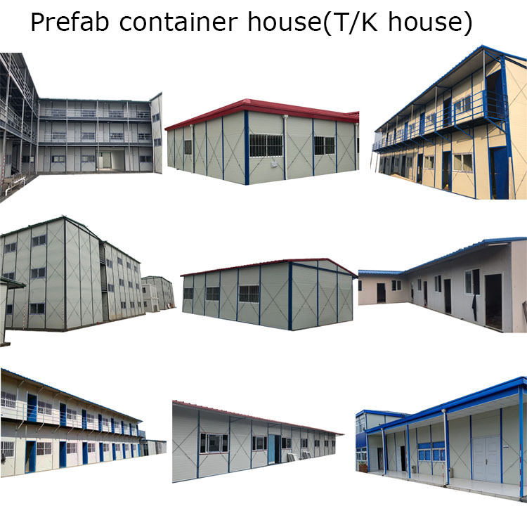 wholesale custom luxury prefab home prefabricated flat pack portable container building house price