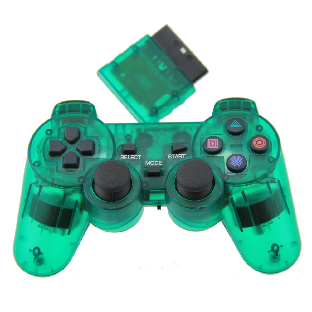 Clear Green For PS2 Ga...