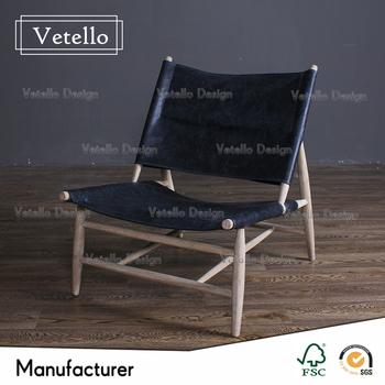 Farfalla In Pelle Nera Aviator Sedia - Buy Product on Alibaba.com