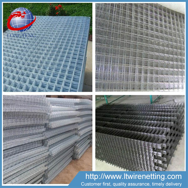 Heavy Gauge Galvanized Welded Wire Mesh Panel / Fence - Buy ...