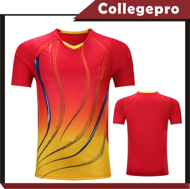 sublimation new model polyester soccer t shirt jersey and foot ball jersey
