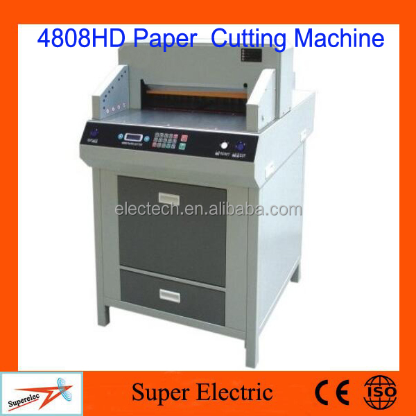 Programmable Cutting Machine Paper,Heavy Duty Guillotine Paper cutter,Programmable Guillotine Cutter