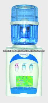 Nishimen 5 Steps Filtration Hot,Warm & Normal Water Dispenser Nwd ...