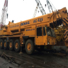 used truck crane DEMAG AC435 150 tons Germany original for sale