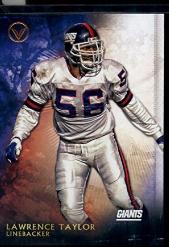 8d79c00f1c0 Get Quotations · 2015 Topps Valor  33 Lawrence Taylor Football Card