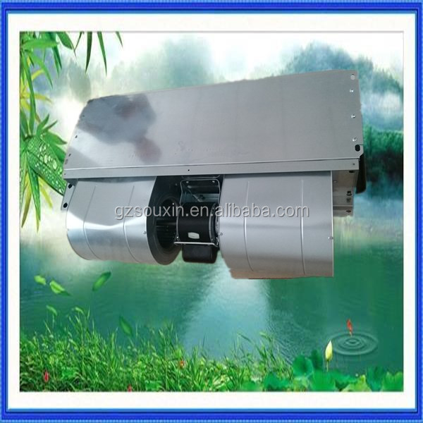 Centrale air- conditioning apparatuur chillered/warm water ventilatorconvector