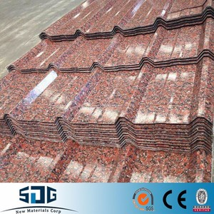 Aluminum stand seam roof panel 430mm/ color alum-zinc clip lock roofing sheet export to Turkey