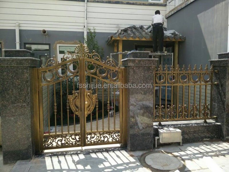 Indian House Latest Main Gate Designs & Automatic Indian House ...