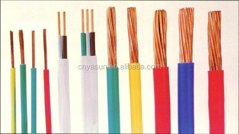 Prix bas m nages lectrique cable wire - Cable electrique 4mm2 ...