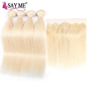 Say Me 613 Virgin Hair 613 Bundles With