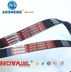 rubber ribbed belt(6pk1835)
