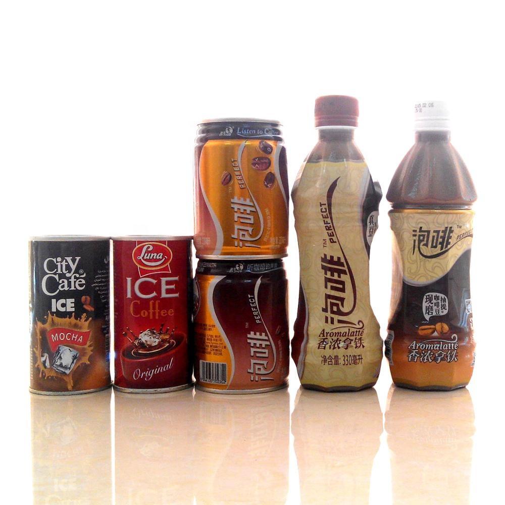Private Label 250ml Milk Coffee Drink