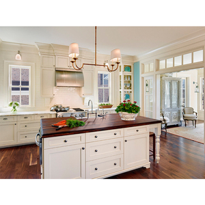 Short delivery time Luxury bamboo kitchen cabinets