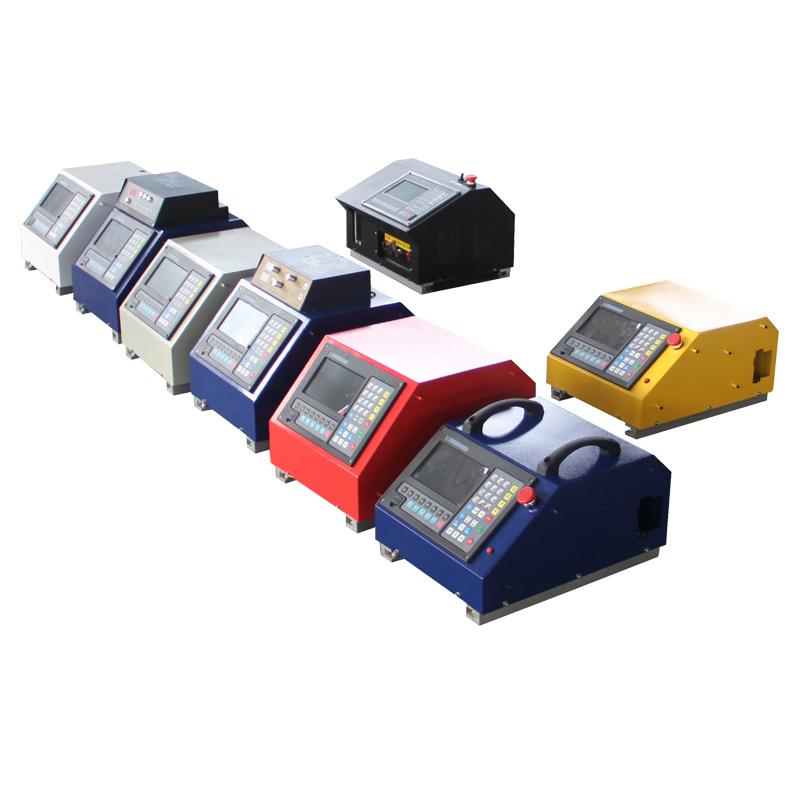 Metallo acciaio inox mini luce portatile cnc fiamma/taglio al plasma macchina di taglio al plasma cnc portatile