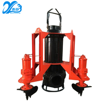 competitive price industrial application sand dredge booster pump