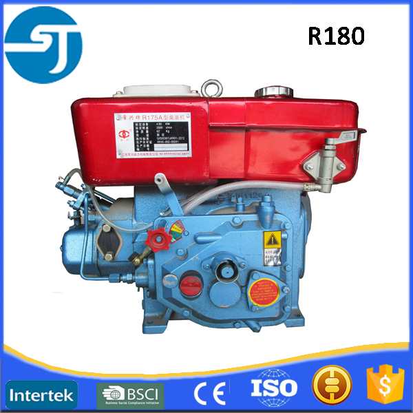 High performance small engine 8hp R180 diesel engine