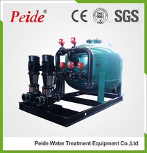 Sand filters for pools water treatment