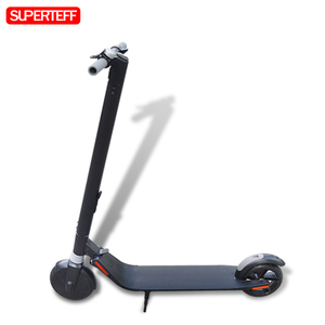 SUPERTEFF ES2 Mini 2 Wheel E Scooter Factory Cheap 2018 City Foldable Self Balancing Electric Scooter