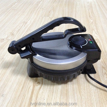Household India bread roti maker,flat Bread Maker with Temperature Control.