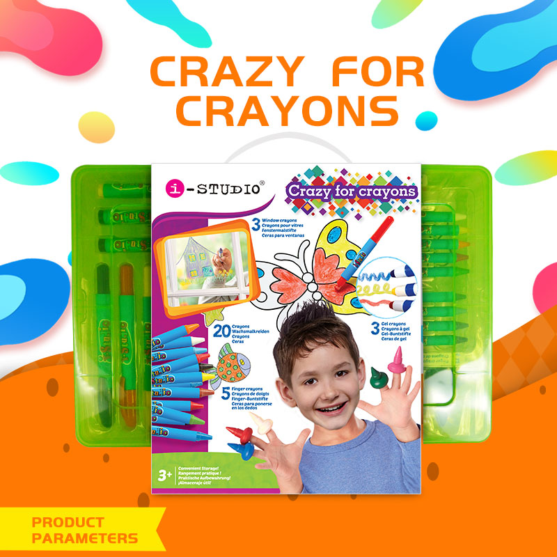 Coloring book DIY color toys multicoloured crayon for kids gift
