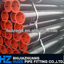 lowest price ASTM A53GR.B seamless steel pipe manufacturer