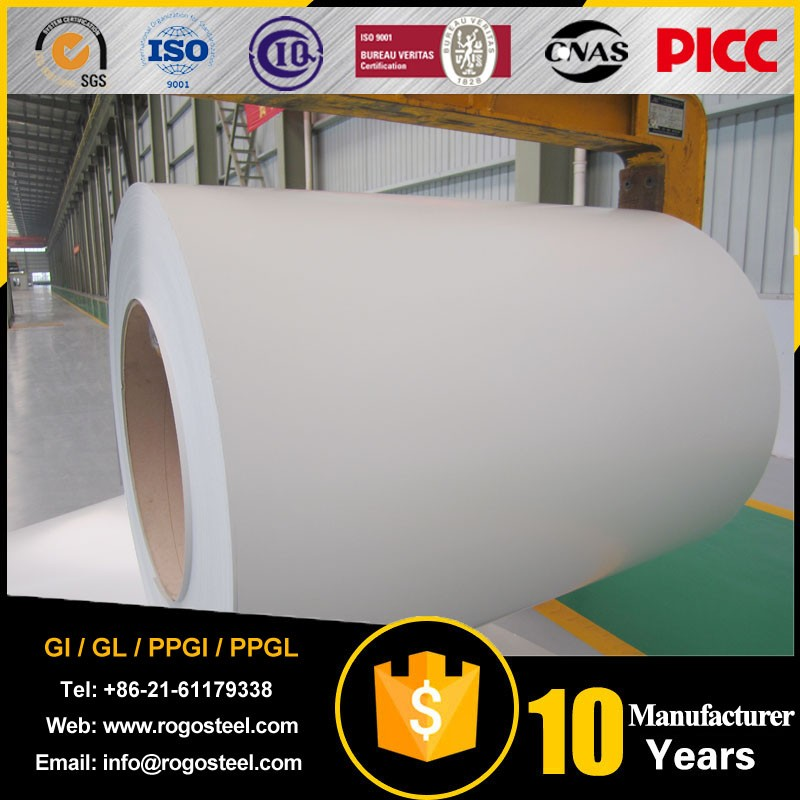 Easy Operation Prepainted Galvanized Steel Coilral Color Ppgi Vietnam With 0.12Mm Thickness