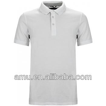En Blanco T Camisa De Polo En Blanco 20d2ba4db9234