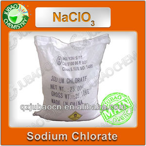 hot sale sodium chlorate hydrate crystal producers