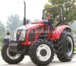 HOT!!!QLN Brand farm equipment 4wd big tractor for farm