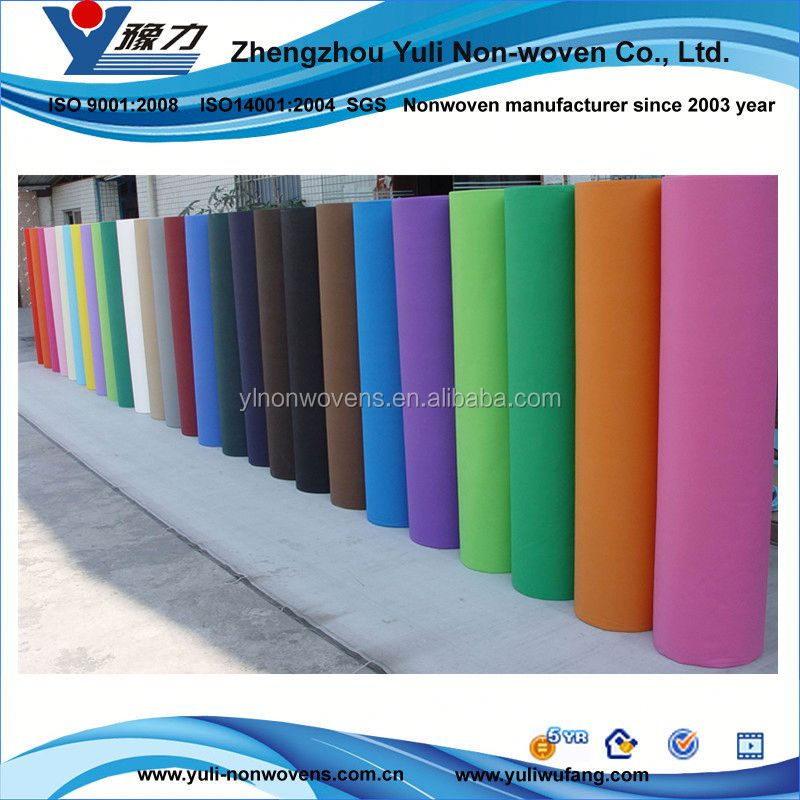 polypropylene filling nonwoven fabric