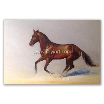 Royiart Original Horse Oil Painting On Canvas Of Wall Art 12113 Buy Horse Oil Painting Horse Canvas Painting Original Horse Oil Painting Product On