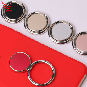 Zinc Alloy ring stand for mobile phone cellphone finger holder custom phone ring