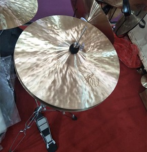 Hot Selling Tongxiang cymbals Musical Instruments Drum Set Cymbals/Cymbal set for practice